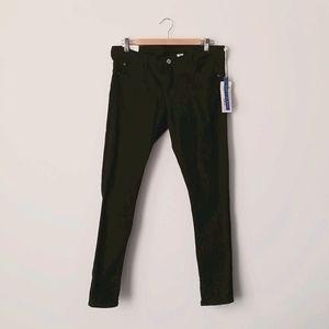H&M Black Low Waist Jegging - 32/32